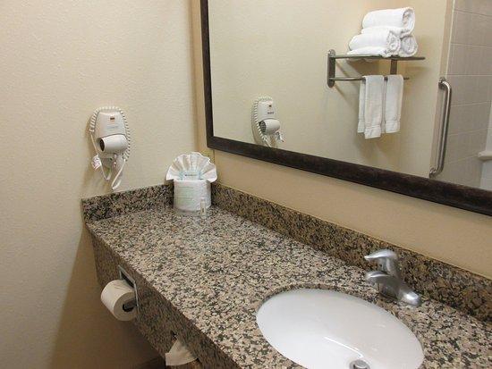 Triadelphia, Wirginia Zachodnia: Guest Bathroom