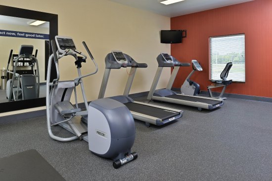 Clinton, IA: Fitness Center