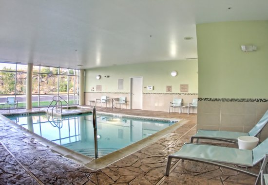 Moosic, Pensylwania: Indoor Pool