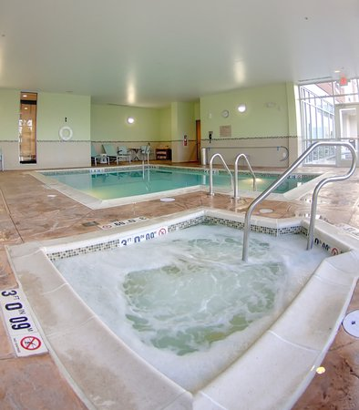 Moosic, Pensylwania: Indoor Spa