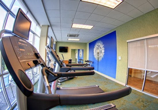 Moosic, Pensylwania: Fitness Center