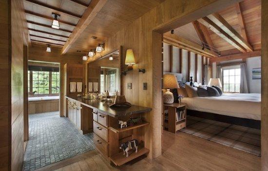 Barnard, VT: Guest Room