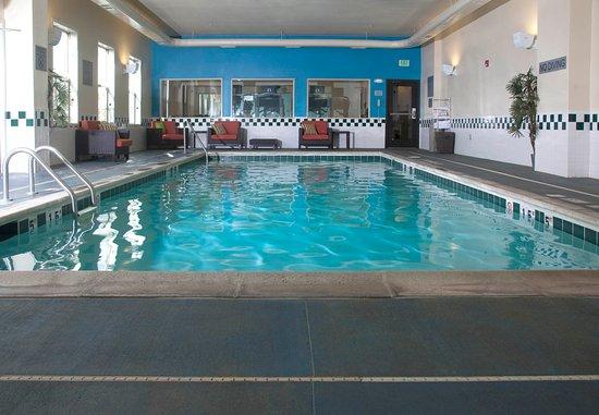 Fairfield Inn & Suites Grand Junction Downtown/Historic Main Street: Indoor Pool