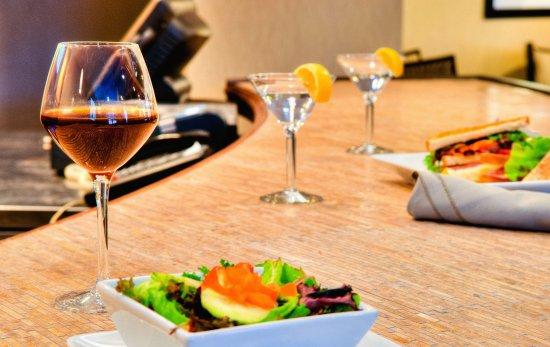 Claymont, DE: Guest Dining Lounge