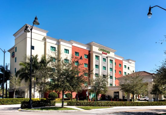 Courtyard By Marriott Miami Homestead Updated 2017 Prices Hotel Reviews Fl Tripadvisor