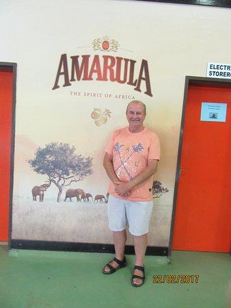 Phalaborwa, Südafrika: Amarula