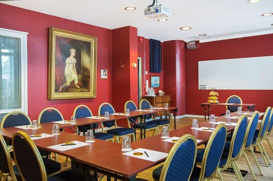 Victory Hotel: Meeting Room