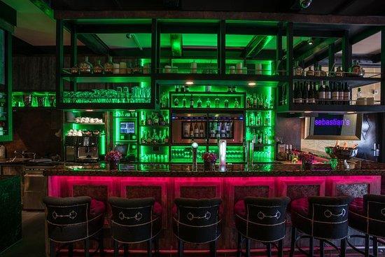 Hotel Sebastian's: Bar/Lounge
