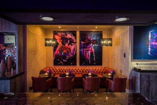 Hotel Sebastian's: Restaurant