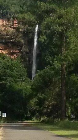 Sabie, Sør-Afrika: Near by - Lone Creek Falls
