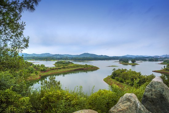 Jianyang, Kina: Area Attractions