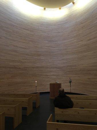Kamppi Chapel of Silence: photo2.jpg