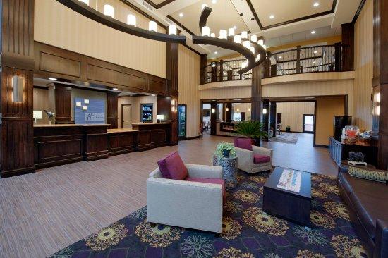 Clearfield, PA: Hotel Lobby