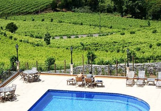 Hotel & Spa do Vinho, Autograph Collection: Outdoor Pool