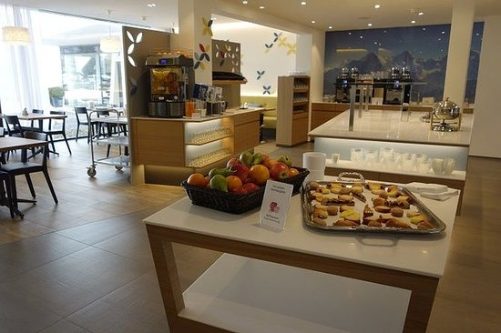 Bettlach, Switzerland: Breakfast- /Seminarbreakroom Theben