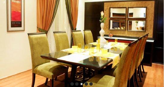 Hawalli, Kuwait: Guest Room Dining
