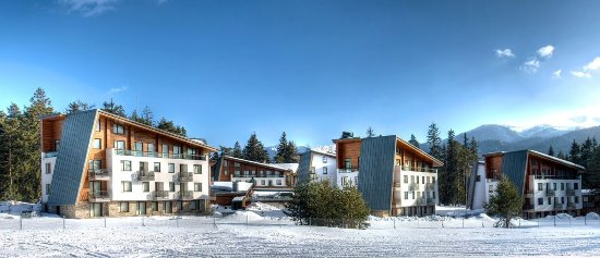 Euphoria Club Hotel & Spa : Magnificent views to the forest & mountains