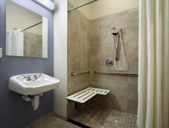 Stanley, North Dakota: ADA Bathroom