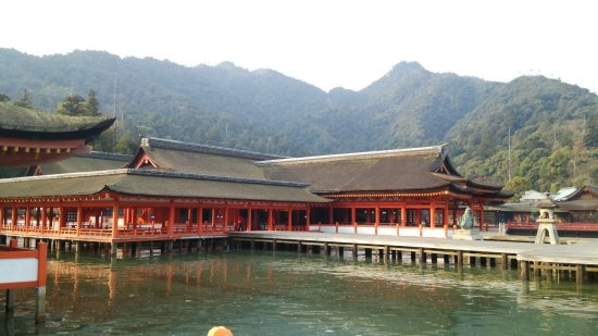 Photo of Tourist Attraction Itsukushima Shrine at 宮島町1-1, Hatsukaichi 739-0588, Japan