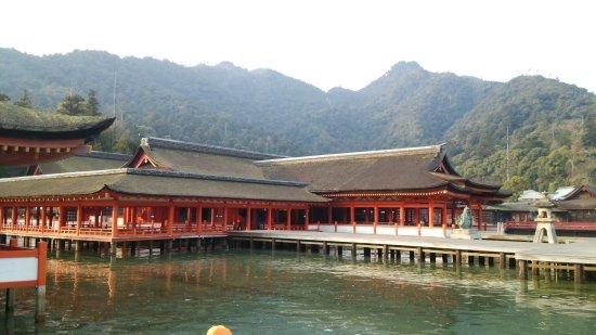 Photo of Tourist Attraction Itsukushima Shrine at 宮島町1-1, Hatsukaichi 739-0588, Japan