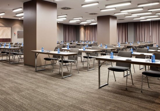 AC Hotel Iberia Las Palmas: Gran Forum Meeting Room