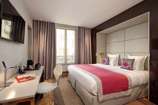 Hotel Tourisme Avenue: Room