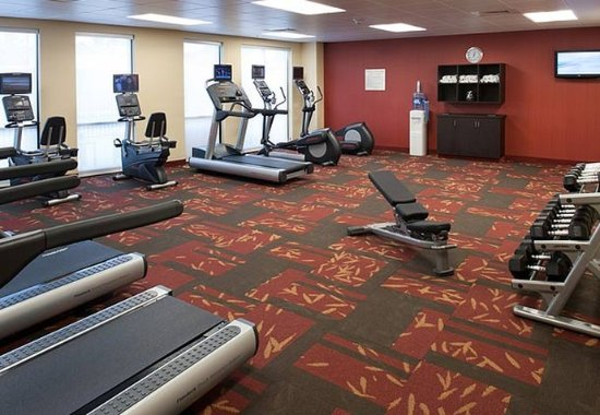 Nassau Bay, Teksas: Fitness Center
