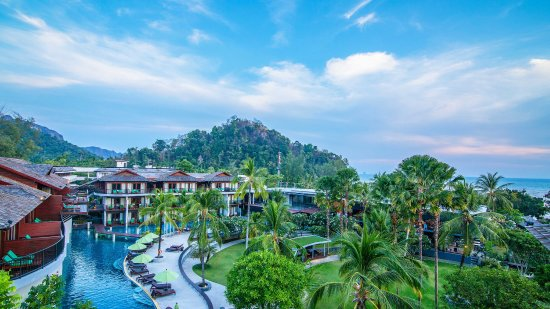 Welcome to Holiday Inn Resort Krabi Ao Nang Beach