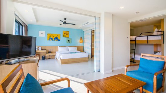 Holiday Inn Resort Krabi Ao Nang Beach: Kids Suite Room