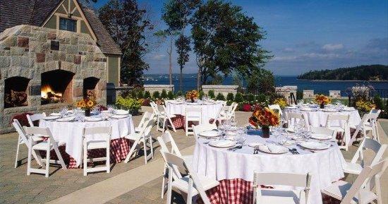West Street Hotel: Banquet