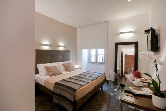 Residenza Ludovisi : Ludovisi Double Room