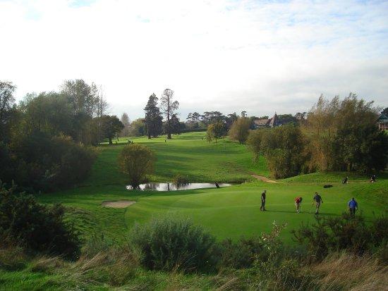 Woodbridge, UK: Golf Course