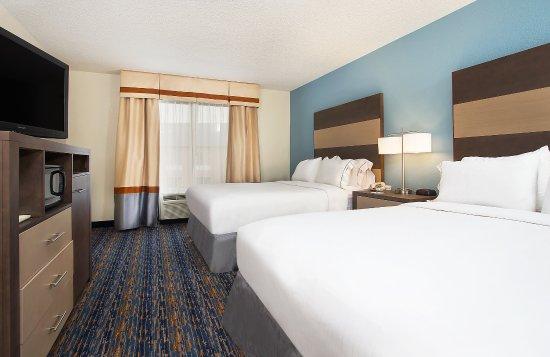 Berea, Кентукки: Double Queen Bed Executive Guest Room