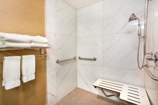 Berea, KY: Wheelchair Accessible Shower
