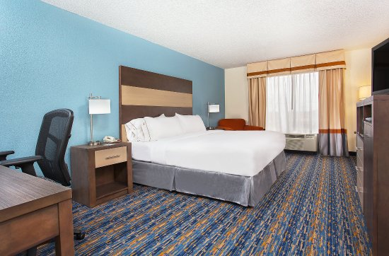 Berea, Кентукки: King Bed Guest Room