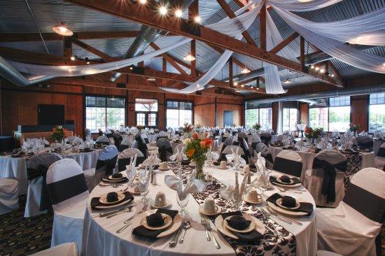 Lake Elmo, Μινεσότα: Banquet Room