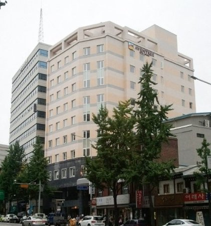 Aventree Hotel Jongno