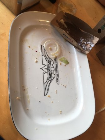Albany, New Zealand: Another empty plate and satisfying visit!