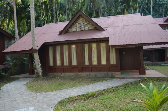 Silver Sand Beach Resort: The cottage I was staying in