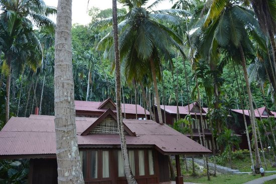 Silver Sand Beach Resort: Other cottages in the resort