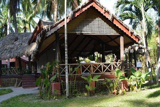 Silver Sand Beach Resort: Reception