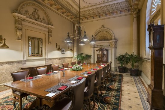 St Louis Union Station Hotel Curio Collection By Hilton Private Dining Room