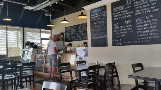 Counter service. - Picture of 16th Street Cafe, Canon City - TripAdvisor