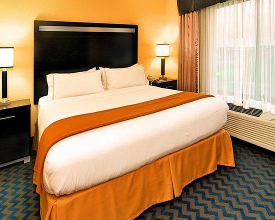Roanoke Rapids, Carolina del Norte: Queen Bed Guest Room