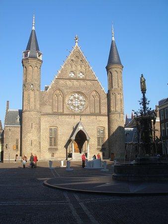 Binnenhof & Ridderzaal (Inner Court & Hall of the Knights): Главная достопримечательность Гааги