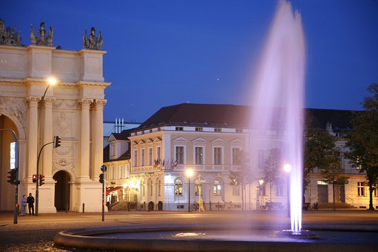 Hotel Brandenburger Tor Potsdam: Exterior