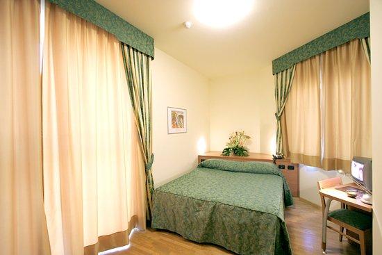 Fossano, Italy: single room