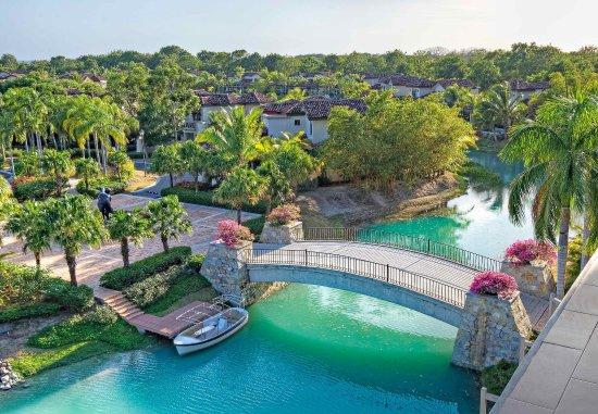 جي دابليو ماريوتبنما ريزورت الجولف وبيتش: Resort View