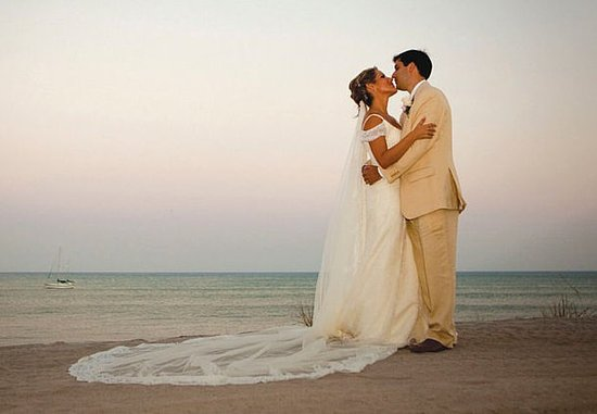 JW Marriott Panama Golf & Beach Resort: Beach Wedding