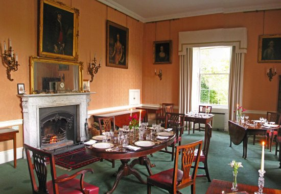 Riverstown, Ierland: Dining Room